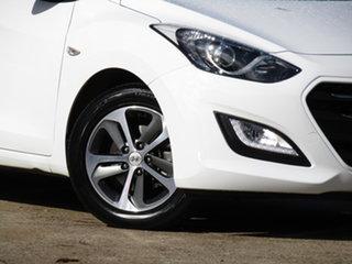 2015 Hyundai i30 GD Active Tourer Alfa White 6 Speed Sports Automatic Wagon.