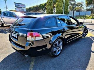 2012 Holden Commodore VE II MY12.5 Z Series Sportwagon Black 6 Speed Sports Automatic Wagon.