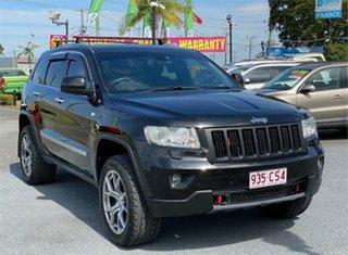 2012 Jeep Grand Cherokee WK Laredo Black 5 Speed Sports Automatic Wagon.