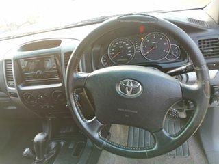 2007 Toyota Landcruiser Prado KDJ120R GX 5 Speed Automatic Wagon