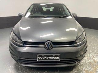 2018 Volkswagen Golf 7.5 MY18 110TSI Trendline Indium Grey 6 Speed Manual Hatchback.