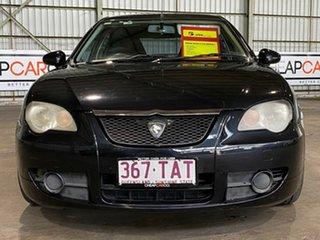 2011 Proton Gen 2 CM MY10 G Black 4 Speed Automatic Hatchback