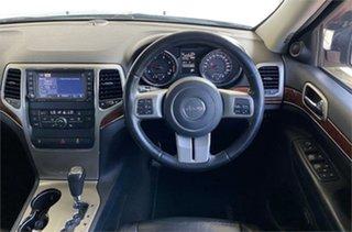 2012 Jeep Grand Cherokee WK Laredo Black 5 Speed Sports Automatic Wagon