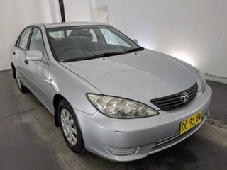 2005 Toyota Camry MCV36R Altise Gold 4 Speed Automatic Sedan.