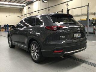 2018 Mazda CX-9 TC GT SKYACTIV-Drive i-ACTIV AWD Machine Grey 6 Speed Sports Automatic Wagon