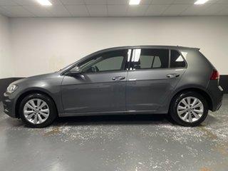 2018 Volkswagen Golf 7.5 MY18 110TSI Trendline Indium Grey 6 Speed Manual Hatchback