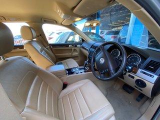 2007 Volkswagen Touareg 7L MY07 V6 FSI 4XMOTION Gold 6 Speed Sports Automatic Wagon