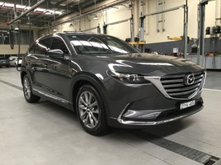 2018 Mazda CX-9 TC GT SKYACTIV-Drive i-ACTIV AWD Machine Grey 6 Speed Sports Automatic Wagon.