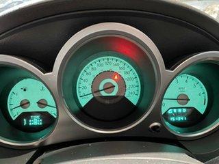 2007 Chrysler Sebring JS Limited Black 6 Speed Sports Automatic Sedan