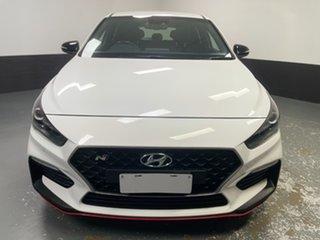 2018 Hyundai i30 PDe MY18 N Performance Polar White 6 Speed Manual Hatchback.