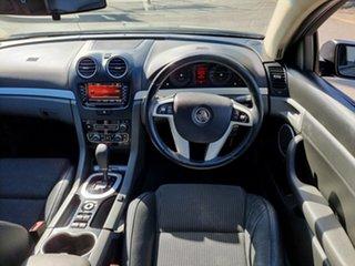 2012 Holden Commodore VE II MY12.5 Z Series Sportwagon Black 6 Speed Sports Automatic Wagon