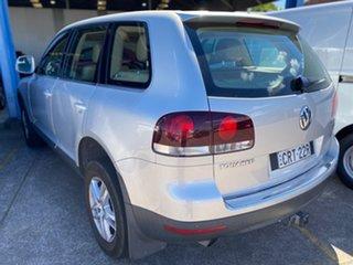2007 Volkswagen Touareg 7L MY07 V6 FSI 4XMOTION Gold 6 Speed Sports Automatic Wagon.