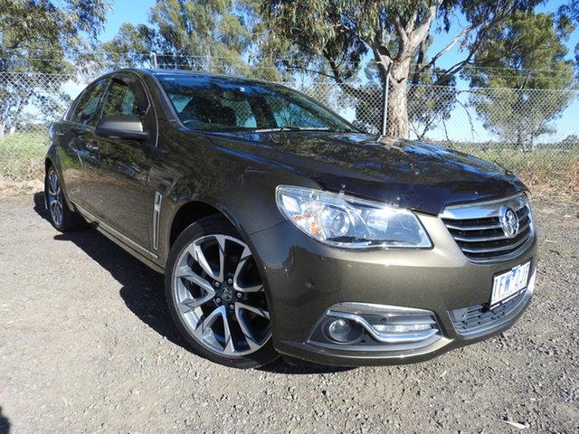 Used Holden Calais VF MY15 V Epsom, 2015 Holden Calais VF MY15 V Grey 6 Speed Sports Automatic Sedan