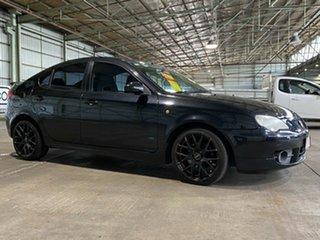2011 Proton Gen 2 CM MY10 G Black 4 Speed Automatic Hatchback.
