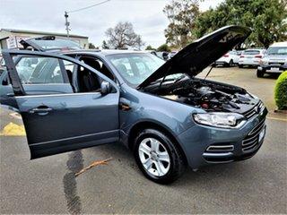 2014 Ford Territory SZ TX Seq Sport Shift Grey 6 Speed Sports Automatic Wagon