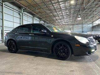 2007 Chrysler Sebring JS Limited Black 6 Speed Sports Automatic Sedan.
