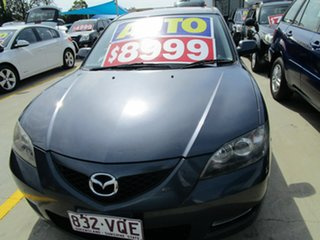 2008 Mazda 3 BK10F2 MY08 Neo Sport Grey 4 Speed Sports Automatic Sedan.