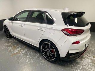 2018 Hyundai i30 PDe MY18 N Performance Polar White 6 Speed Manual Hatchback