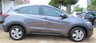 2020 Honda HR-V MY21 VTi-S Grey Continuous Variable Wagon.
