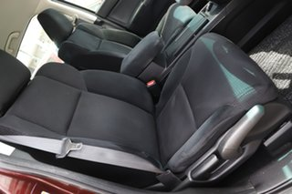 2012 Honda CR-V RM VTi 4WD Carnelian Red 5 Speed Automatic Wagon