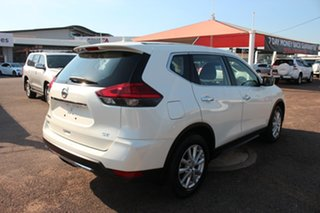 2019 Nissan X-Trail T32 Series II ST X-tronic 2WD White 7 Speed Continuous Variable Wagon
