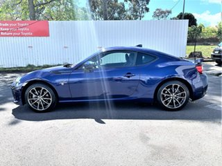 2020 Toyota 86 ZN6 GTS Gravity Blue 6 Speed Manual Coupe