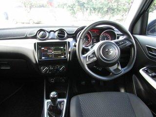 2021 Suzuki Swift AZ Series II GL Navigator Silver 5 Speed Manual Hatchback