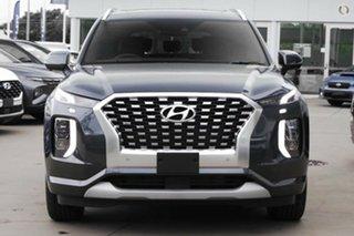 2021 Hyundai Palisade LX2.V2 MY22 Highlander 2WD Steel Graphite 8 Speed Sports Automatic Wagon.