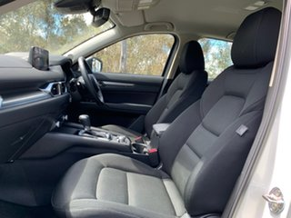 2020 Mazda CX-5 KF Series Maxx Sport White Sports Automatic Wagon