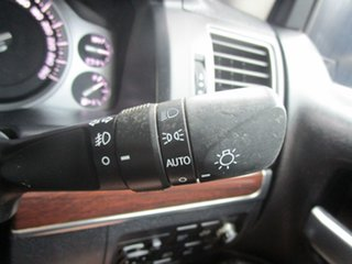 2015 Toyota Landcruiser VDJ200R Sahara Black 6 Speed Sports Automatic Wagon