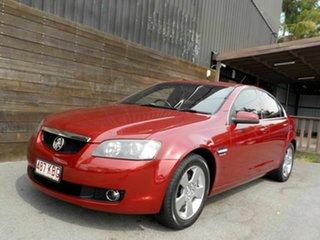 2007 Holden Calais VE Red 5 Speed Sports Automatic Sedan