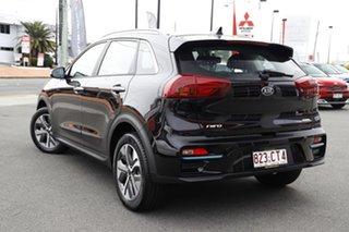 2021 Kia Niro DE MY21 Electric S Aurora Black 1 Speed Automatic Wagon.