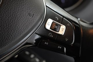 2015 Volkswagen Polo 6R MY15 81TSI DSG Comfortline Silver 7 Speed Sports Automatic Dual Clutch