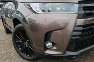 2019 Toyota Kluger GSU55R GXL AWD Bronze 8 Speed Sports Automatic Wagon.
