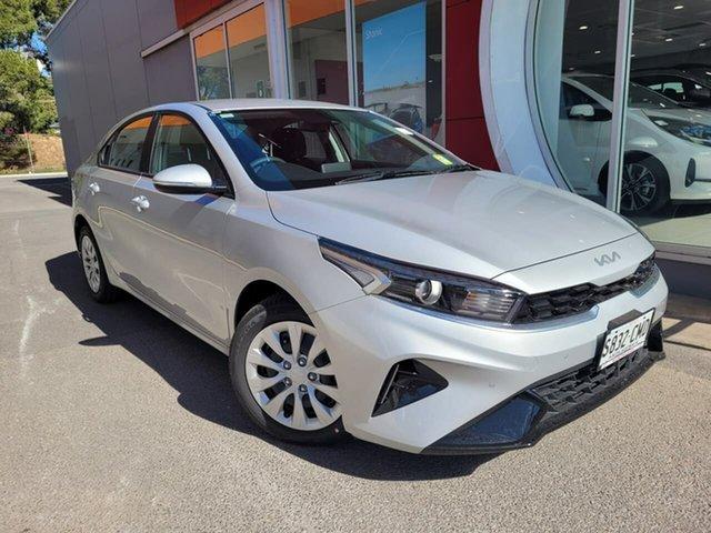 Demo Kia Cerato BD MY22 S Reynella, 2021 Kia Cerato BD MY22 S Silver 6 Speed Sports Automatic Sedan