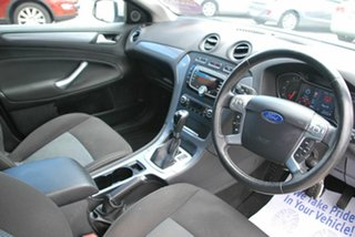 2011 Ford Mondeo MC Zetec TDCi Silver 6 Speed Direct Shift Wagon