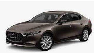 2021 Mazda 3 BP2S7A G20 SKYACTIV-Drive Touring Bronze 6 Speed Sports Automatic Sedan