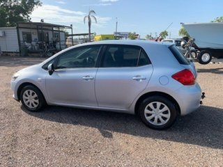 2009 Toyota Corolla Ascent Blue 4 Speed Auto Active Select Hatchback