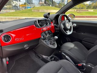 2017 Abarth 595 Series 4 Red 5 Speed Manual Convertible