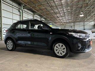 2021 Kia Stonic YB MY21 S FWD Black 6 Speed Automatic Wagon.