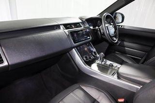 2018 Land Rover Range Rover Sport L494 18MY TDV6 SE White 8 Speed Sports Automatic Wagon