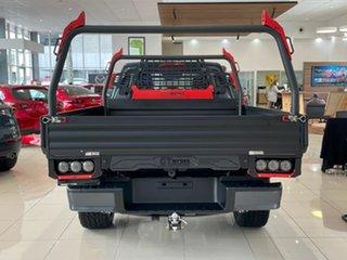 2021 Mazda BT-50 TFS40J XT Grey 6 Speed Sports Automatic Cab Chassis
