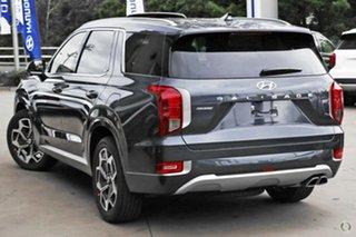 2021 Hyundai Palisade LX2.V2 MY22 Highlander 2WD Steel Graphite 8 Speed Sports Automatic Wagon