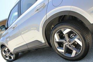 2021 Hyundai Venue QX.V3 MY21 Active Typhoon Silver 6 Speed Automatic Wagon.