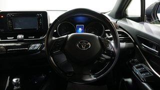 2018 Toyota C-HR NGX10R Koba S-CVT 2WD White 7 Speed Constant Variable Wagon