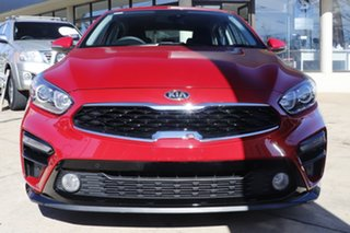 2020 Kia Cerato BD MY20 S Red 6 Speed Sports Automatic Hatchback