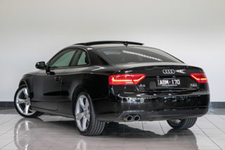 2013 Audi A5 8T MY13 S Tronic Quattro Black 7 Speed Sports Automatic Dual Clutch Coupe