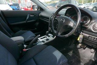 2007 Mazda 6 GG1032 MY07 Sports Grey 5 Speed Sports Automatic Sedan