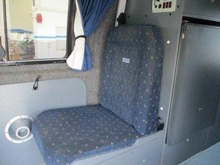 2006 Toyota HiAce KDH221R Super LWB White 4 Speed Automatic Van