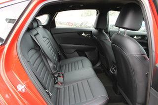2021 Kia Cerato BD MY21 GT DCT Sunset Orange 7 Speed Sports Automatic Dual Clutch Hatchback